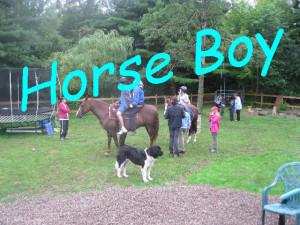 Link-Horse Boy